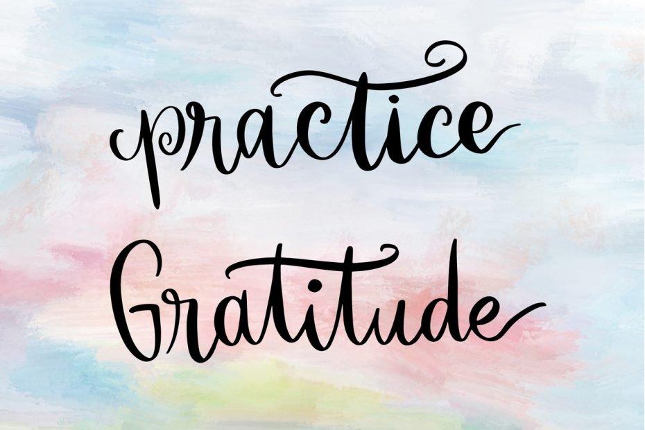Darlo Gratitude